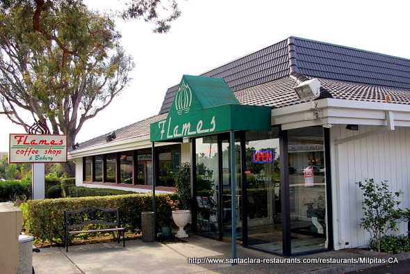 Flames Coffee Shop of Milpitas in Milpitas, California