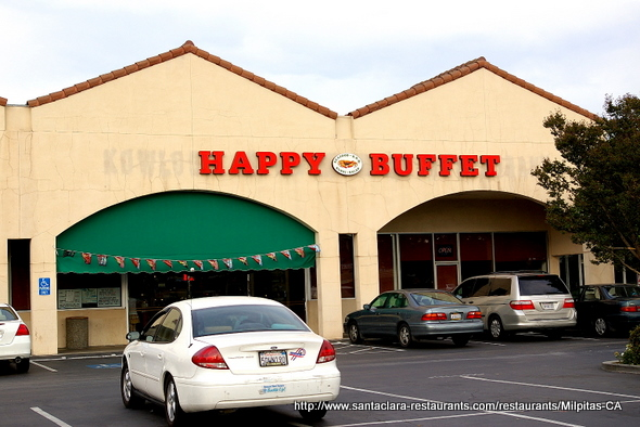 Happy Buffet‎ in Milpitas, California