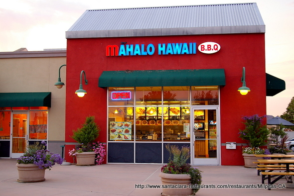 Mahalo Hawaii Barbeque In Milpitas Ca Photo Visitor
