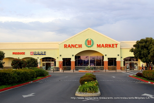 Ranch 99 Market Far View Milpitas California Ca Photo