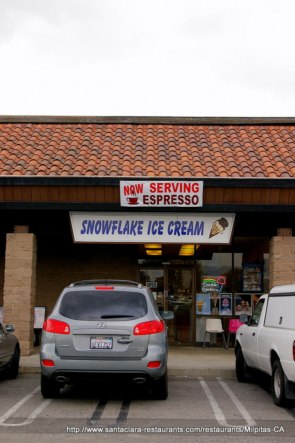 Murphy Visa Card >> Snowflake Ice Cream in Milpitas, CA - photo, location ...
