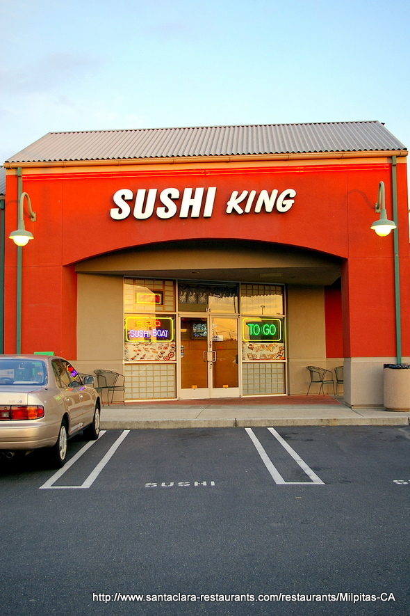 Sushi King in Milpitas, California