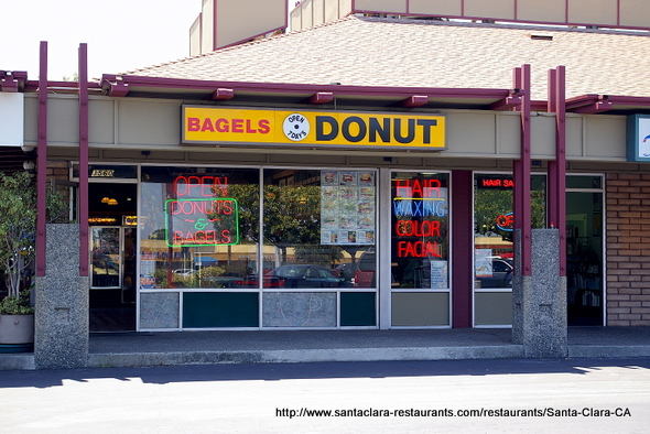 Bernal Bagel & Donut in Santa Clara, California