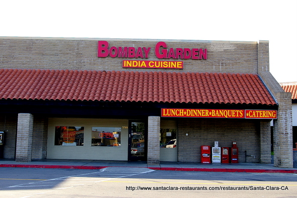 Bombay Garden In Santa Clara Ca Photos Location