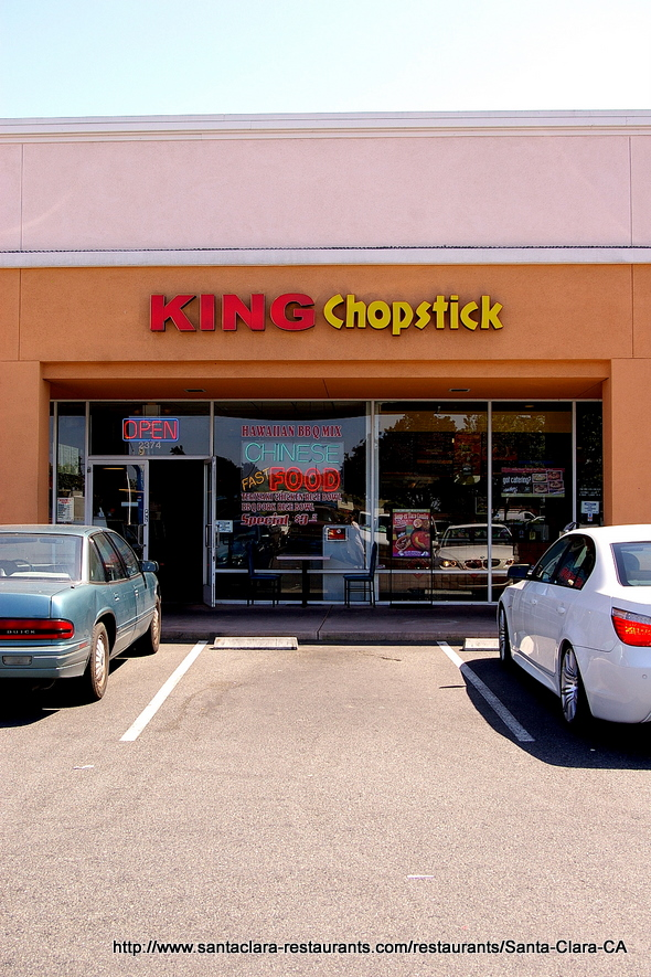 King Chopstick In Santa Clara Ca Photo Location