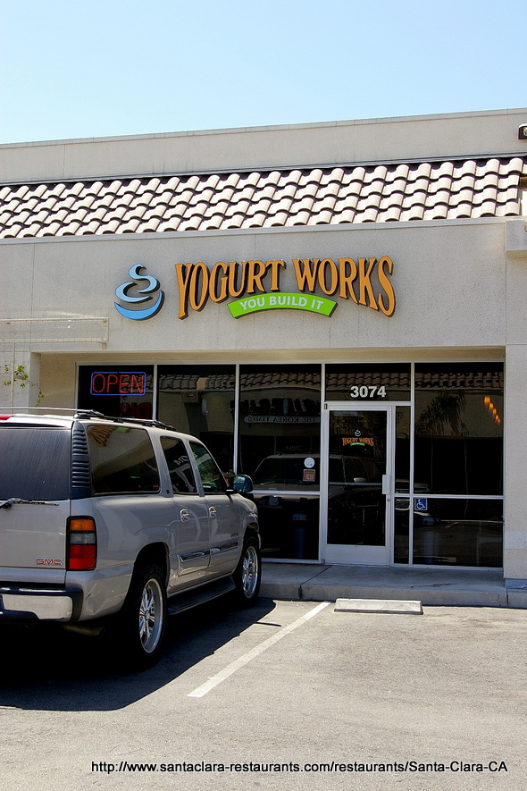 Yogurt Works in Santa Clara, California