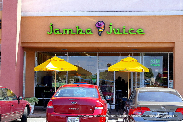 Jamba Juice in Santa Clara, California