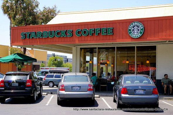 Starbucks In Santa Clara Ca Photos Location