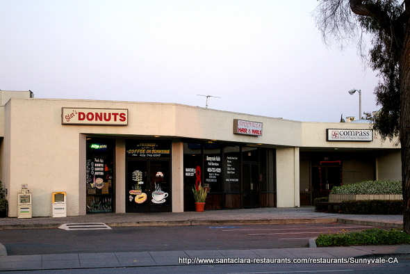 Star's Donuts & Coffee in Sunnyvale, California