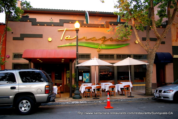 Tarragon Restaurant in Sunnyvale, California