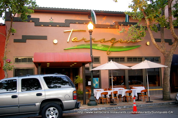 Tarragon Restaurant In Sunnyvale Ca Photos Location