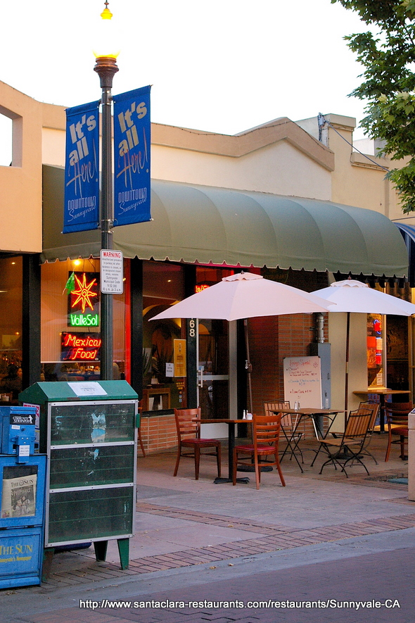 Murphy Visa Card >> Valle Sol Restaurant Bar in Sunnyvale, CA - photos, map, visitor reviews and more