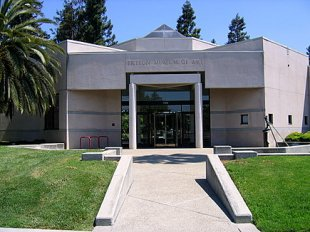 Triton Museum of Art-Across the street from the Santa Clara Civic Center (medium sized photo)