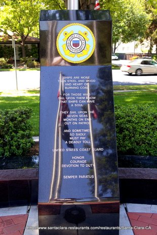 Veterans Memorial US Coast Guard- (medium sized photo)