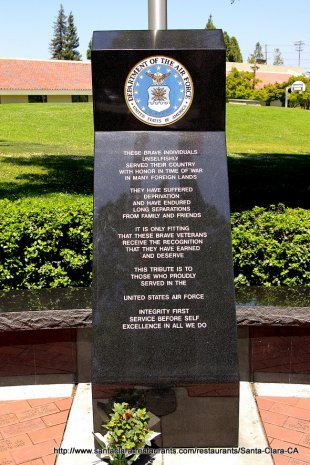 Veterans Memorial USAF Air Force- (medium sized photo)