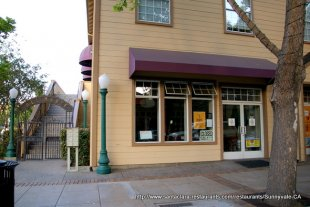 Downtown Historic Del Monte Building Coffeeshop