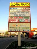 3402-3438 El Camino Real Plaza Sign