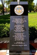 Veterans Memorial US Merchant Marine