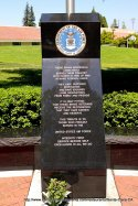 Veterans Memorial USAF Air Force